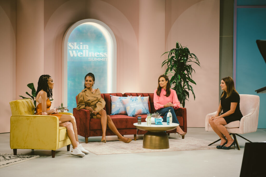 los angeles experiential marketing for neutrogena skin wellness event